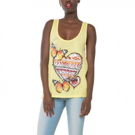 Camiseta Desigual Carla 61T25K9