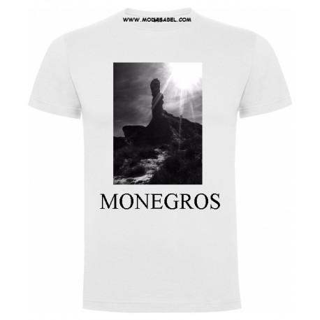 Camiseta unisex cobeta monegros