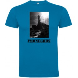 Camiseta unisex Azul Cobeta