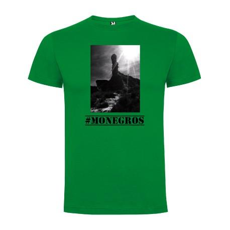 Camiseta unisex Verde Cobeta