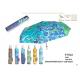 Paraguas Privata con el arte