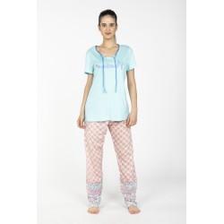 Pijama Señoretta etnico 201125
