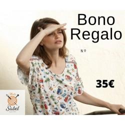 BONO REGALO 35€