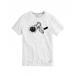 Camisetas Frikis Combate covid-19