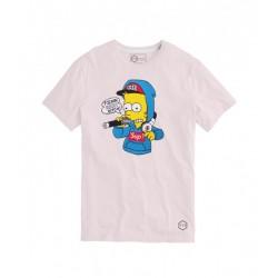 Camiseta Friki BART Gallito