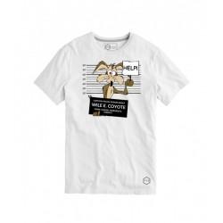 Camiseta Friki Coyote PRISION