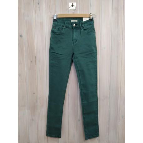 Jeans Push Up Verde