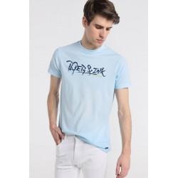 Camiseta Lois de hombre Ink Ares azul
