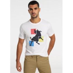 Camiseta hombre de Lois toro 80,s