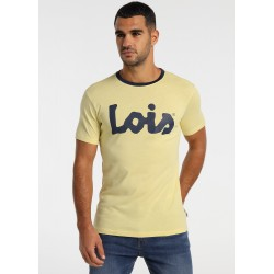 Camiseta de hombre básica Lois