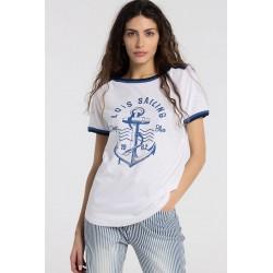 Camiseta mujer de Lois Guppy Acacia