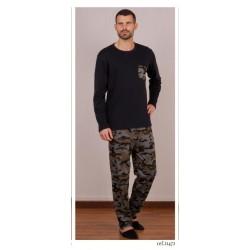 Pijama de hombre militar de Rachas y Abreu 21472