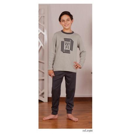 Pijama de niño de Wifi de Rachas & Abreu 21566