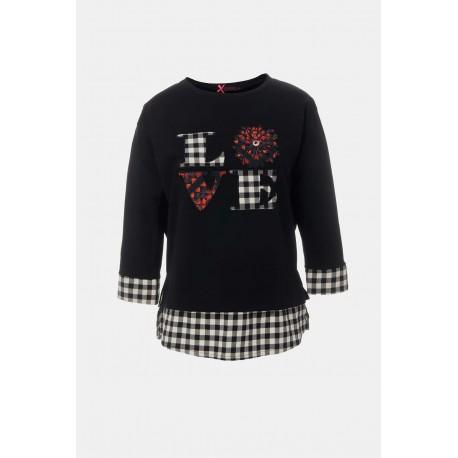 Sweater de mujer LOVE de Lolitas&L 2036SW