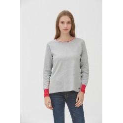 Jersey bicolor de mujer de la marca WNT D221048