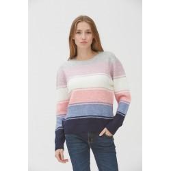 Jersey de rayas de mujer de la marca WNT D221201