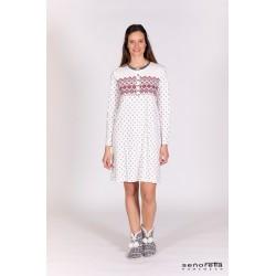 Camisón de mujer estampado tradicional de Señoretta 212126