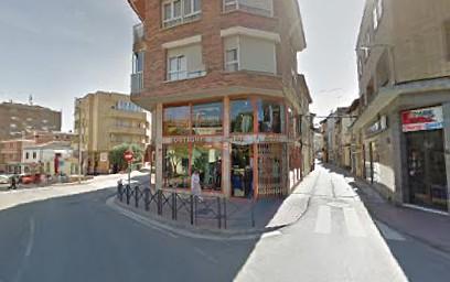fachada tienda moda joven Boutique Sabel